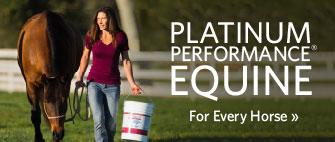 Platinum Performance Equine Canada - Supplement for All Classes of Horses