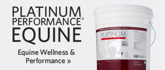 Platinum Performance Equine - Supplement for All Classes of Horses