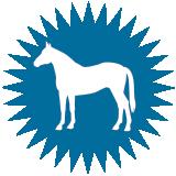horse trailer icon